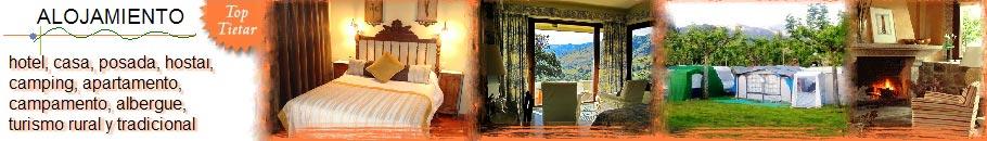 Alojamiento valle del tietar gredos avila hotel casa - Casa rural entregredos ...